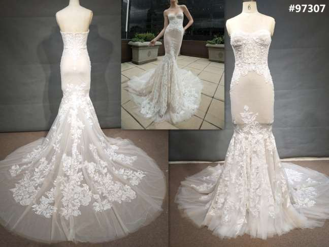 Darius Cordell Wedding Dress
