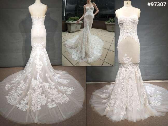 Darius Cordell Wedding Dress
