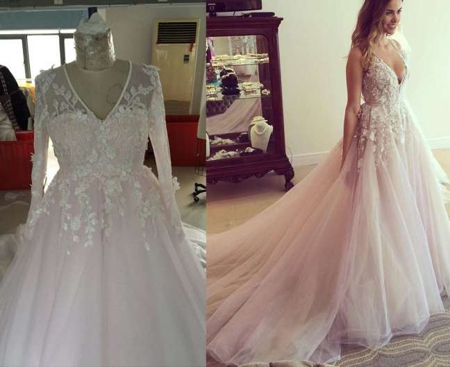 115c161a68 Are you feeling so much pressure to find your dream wedding dress? This is  obvious because every bridal wants to look beautiful on such a special day.
