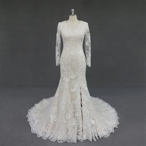 JA8997-Flower-lace-pattern-wedding-dresses-from-Darius-Cordell-300x300