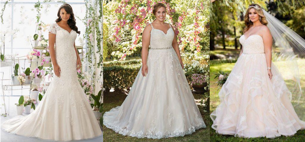 Bridal-Plus-Size-Wedding